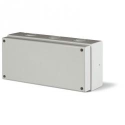 672.1100 - zásuvková skříň DOMINO IP66 - bez otvoru