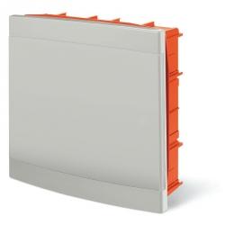 675.4036.2 - rozvaděč do zdi DOMINO IP40 - 36 modulů, bílá dvířka