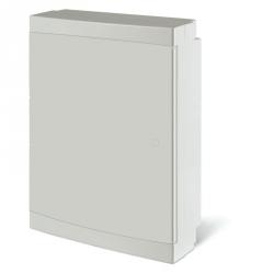 673.5054.2 - rozvaděč na zeď DOMINO IP40 - 54 modulů, bílá dvířka