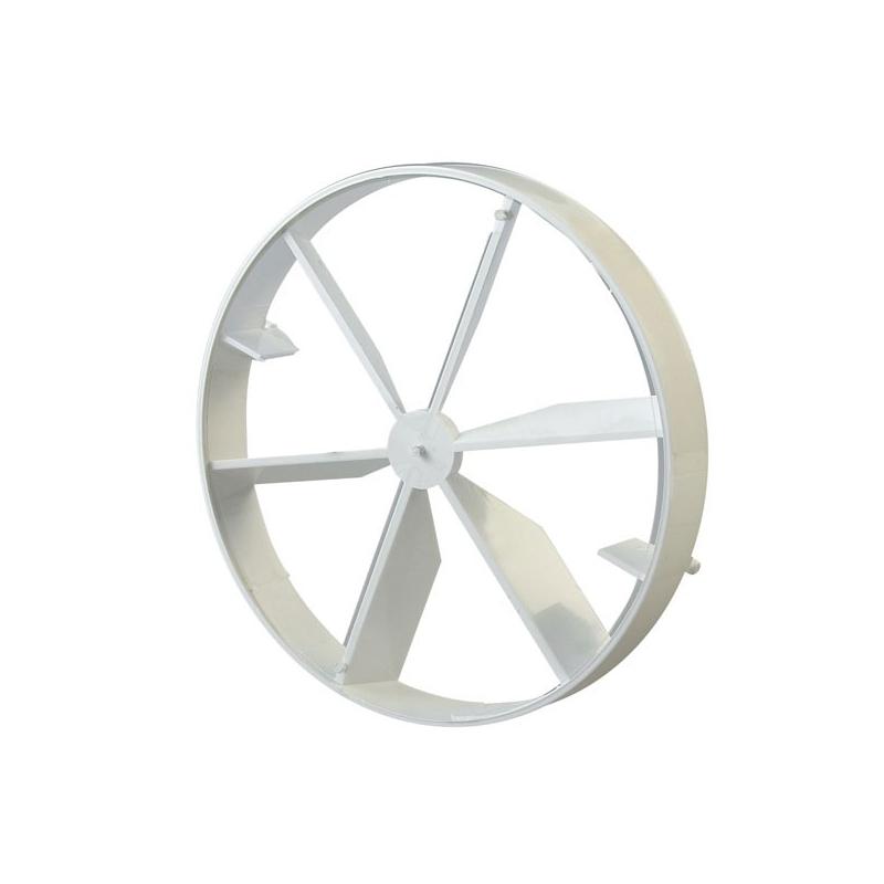 KO 150 - zpětná klapka k domovním ventilátorům BLAUBERG